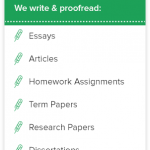 Essays and Good essay paper writing: The most widely put to use literary works