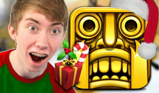 Temple Run 2 – CHRISTMAS ARTIFACTS (iPhone Gameplay Video)【Play Games】