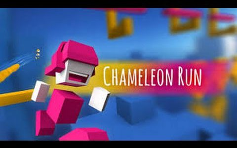 Chameleon run gameplay italiano!!!【Play Games】