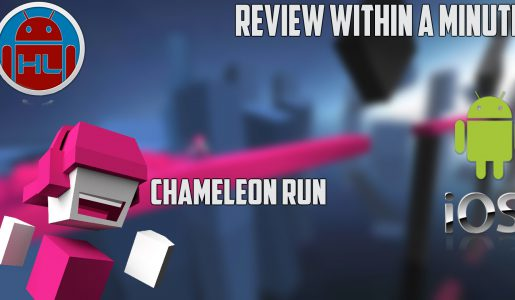 Chameleon Run Review Under A Minute【Play Games】