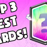 Clash Royale TOP 3 BEST LEGENDARY CARDS AFTER NEW UPDATE BALANCE CHANGES | ALL LEGENDARY CARDS DECK【Play Games】