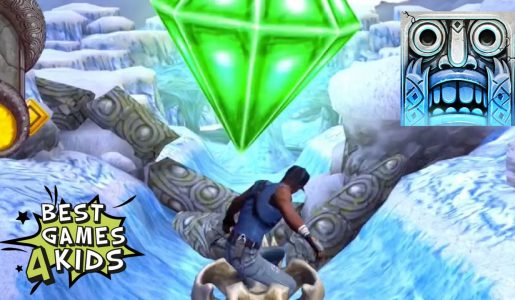 Temple Run 2 | The Viking March #8 w/ BARRY BONES – Frozen Shadows Map By Imangi Studios【Play Games】