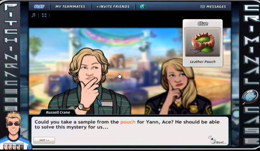 Criminal Case Pacific Bay – Case #4 – Dead Girl Rolling – Additional Investigation【Play Games】