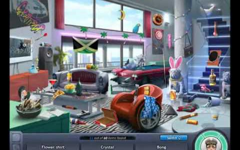 Criminal Case Pacific Bay Case 2 Scene 4 Apartment Bonus【Play Games】