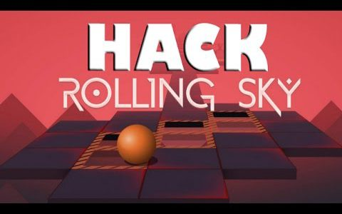 Rolling Sky Hack for iOS & Android Cheats – UNLIMITED FREE BALLS & SHIELDS【Play Games】