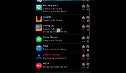 Rolling sky hack with lucky patcher (no root) cheats