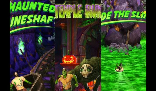 Temple Run 2 – New Update – Halloween -New Charaters Android GamePlay –  (9) By Games For Girls【Play Games】