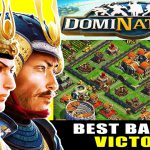 Dominations : Best Battle Victory Ever – 320.000 Loot Stolen (ios Gameplay)【Play Games】