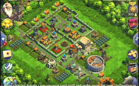 Best DomiNations Base Design for Classical Age【Play Games】