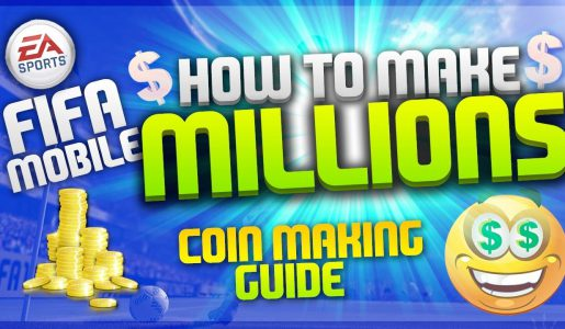 HOW TO MAKE MILLIONS OF COINS ON FIFA MOBILE!!! INSANE & EASY TRADING METHOD!! | FIFA 17 Mobile【Play Games】
