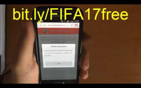 FIFA 17 Mobile Soccer Unlimited FIFA Points & Coins Hack Cheat Glitch [iOS Android]