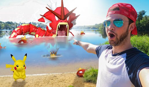 Pokemon GO – LOOK AT THESE RARE POKEMON!【Play Games】
