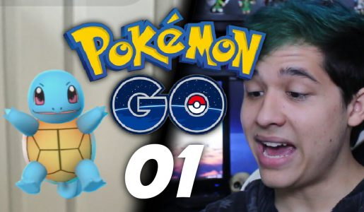 Pokémon GO | Episode 1 – Real Life Pokémon Adventure!【Play Games】