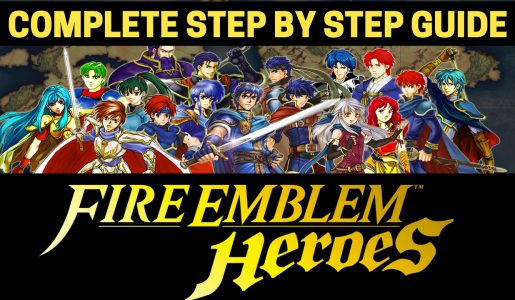 Fire Emblem Heroes Guide & Tutorial: Step-By-Step Walkthrough For Beginners PLUS Hard Mode Gameplay!【Play Games】