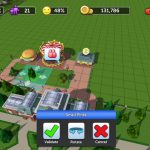 RollerCoaster Tycoon Touch gameplay 1st time!!!!!!!【Play Games】