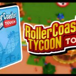 Roller Coaster Tycoon Touch iOS | RCT Touch iOS  | Haunted House + Pack Opening【Gameplay】