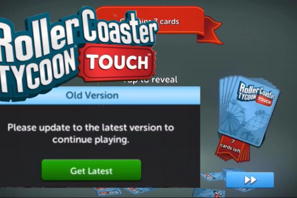 RollerCoaster Tycoon Touch | HACKED FREE GAMES VIDEOS - Part 2