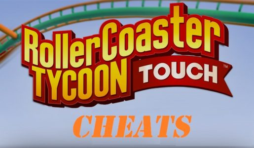RollerCoaster Tycoon Touch cheats & hack – add unlimited coins and tickets【Play Games】