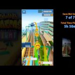Subway Surfers high score 51,182,650 (Better than hackers!)【Play Games】