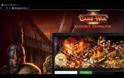 Game of War Fire Age Hack → Add Unlimited Gold in 2 Minutes!! Tutorial!! |Android and IOS|【Play Games】