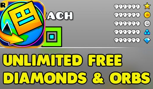 Geometry Dash World (GDW) Hack Cheat – Unlimited Free Orbs, Diamonds, Stars and Keys【 iOS Android】