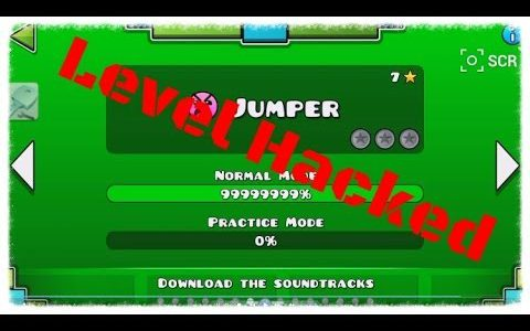 Geometry Dash (GDW) New Hack| 9999999% Level【Cheats】