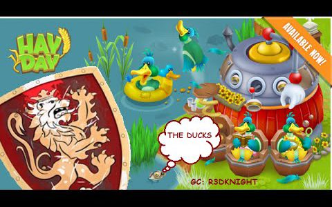 Hay Day – The Ducks & Duck Salon – All you need to know.【Play Games】