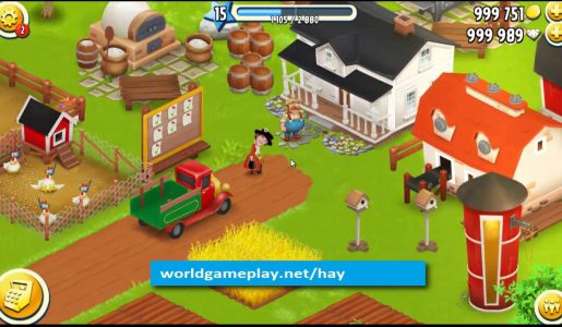 Hay Day Hack › Add *999999* Diamonds and Coins in 1 Minute! 100% working!! |No Root|【Play Games】