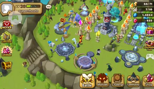 Summoners war hack.V3.2.0. God mod APK