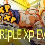 DRAGON BALL Z(DBZ) Dokkan Battle – 3x Rank XP Event: Best Way To Level Up Rank FAST!