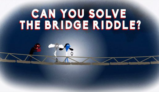 Can you solve the bridge riddle? – Alex Gendler【Play Games】