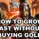 Game of War: Fire Age – How To Grow Fast Without Buying Gold【Play Games】