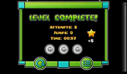 Geometry Dash – FREE Stars & User Coins! (DELETED)【Play Games】