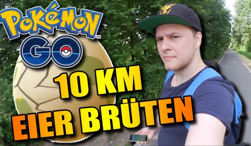 POKEMON GO – 10 KM EI BRÜTEN ! 9 Eier auf einmal ! Rare Pokemon Tour Gameplay German Deutsch【Play Games】