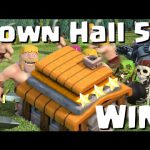 Clash of Clans Walkthrough Town Hall 5 Defense / Attack Strategy / War Bases #4【Gameplay】