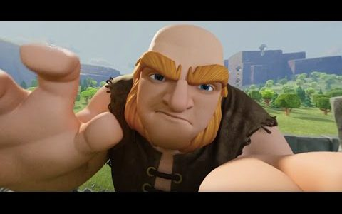 Clash of Clans 360: Experience a Virtual Reality Raid【Play Games】