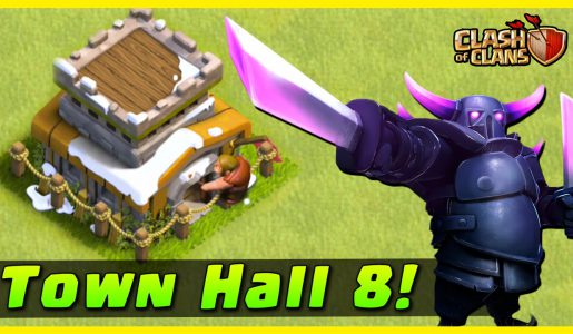 "Clash of Clans: ""TOWNHALL 8 BASE REVIEWS"" 
