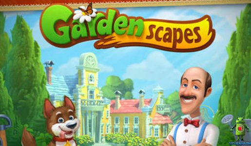 Gardenscapes – New Acres (iOS/Android) Gameplay HD【Play Games】