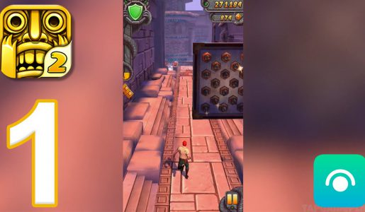 Temple Run 2 – Gameplay Walkthrough Review Part 1 (iOS, Android)【Play Games】