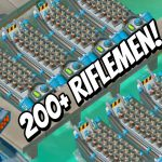 Boom Beach 200 MAX LEVEL 21 RIFLEMEN! (Level 21 Landing Crafts)+Gameplay /w Cosmic Duo【Play Games】