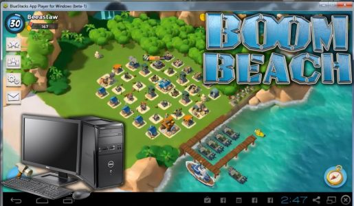 How to Play Boom Beach on the Computer【Play Games】