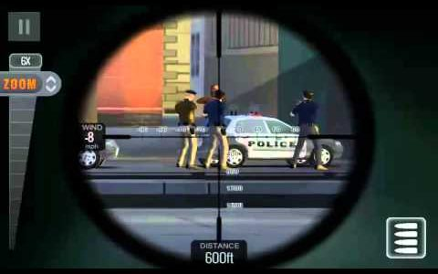 Sniper 3D Assassin Shoot to Kill Martinville Mission 1-40 Walkthrough Gameplay【Play Games】