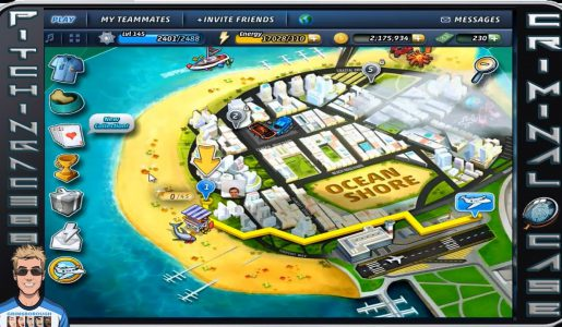 Criminal Case Pacific Bay – Case #1 – Shark Attack! – Chapter 1【Play Games】
