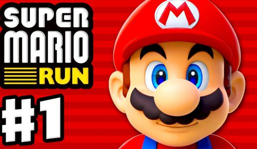 Super Mario Run – Gameplay Walkthrough Review Part 1 – World 1, Toad Rally, and Kingdom Builder! (iOS)