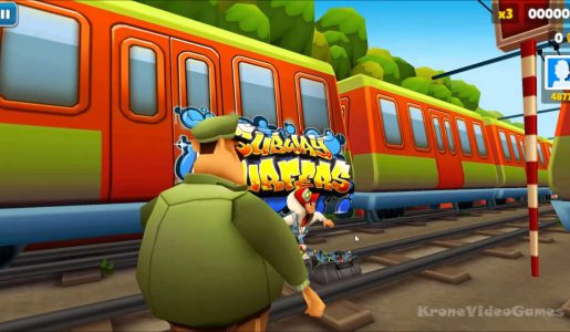 Subway Surfers Gameplay PC HD【Play Games】