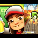 SUBWAY SURFERS: MOSCOW (iPhone  Gameplay)【Play Games】