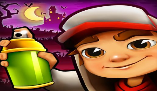 Subway Surfers Transylvania Android Gameplay #5【Walkthrough 】