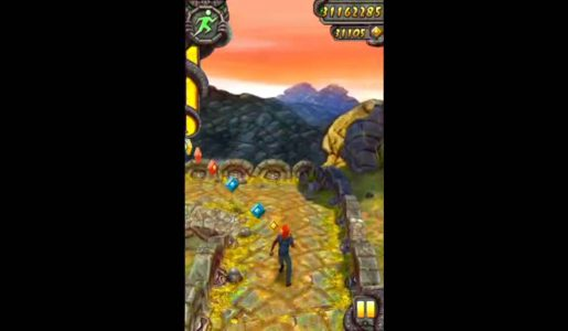 Temple Run 2 Highscore 50 Millions (full)【Play Games】