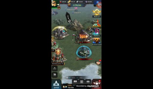 State 356 vs state 258.  Last empire war z. Epic fight. Csb.【Play Games】