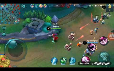 How to Play Mobile Legends:Bang Bang Ranked Game【Play Games】